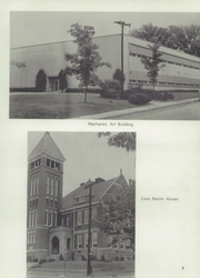 Page 9, 1960 Edition, New Albany High School - Senior Blotter Yearbook (New Albany, IN) online yearbook collection