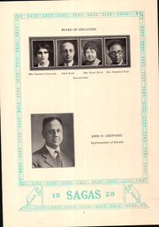 Page 11, 1928 Edition, Central High School - Sagas Yearbook (Evansville, IN) online yearbook collection