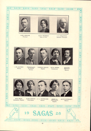 Page 14, 1928 Edition, Central High School - Sagas Yearbook (Evansville, IN) online yearbook collection