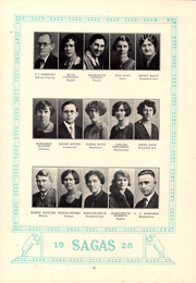 Page 16, 1928 Edition, Central High School - Sagas Yearbook (Evansville, IN) online yearbook collection