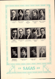 Page 17, 1928 Edition, Central High School - Sagas Yearbook (Evansville, IN) online yearbook collection