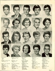 Page 11, 1957 Edition, Central High School - Sagas Yearbook (Evansville, IN) online yearbook collection