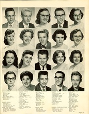 Page 17, 1957 Edition, Central High School - Sagas Yearbook (Evansville, IN) online yearbook collection