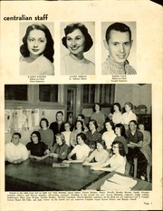 Page 3, 1957 Edition, Central High School - Sagas Yearbook (Evansville, IN) online yearbook collection