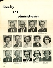 Page 4, 1957 Edition, Central High School - Sagas Yearbook (Evansville, IN) online yearbook collection
