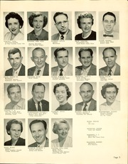 Page 7, 1957 Edition, Central High School - Sagas Yearbook (Evansville, IN) online yearbook collection