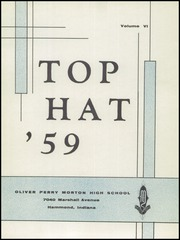 Page 5, 1959 Edition, Morton High School - Top Hat Yearbook (Hammond, IN) online yearbook collection