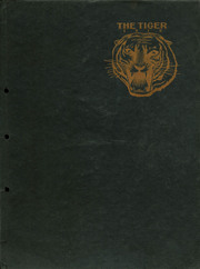 1919 Edition, Warsaw High School - Tiger Yearbook (Warsaw, IN)