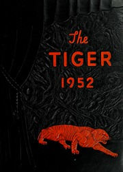 1952 Edition, Warsaw High School - Tiger Yearbook (Warsaw, IN)