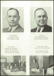 Page 14, 1953 Edition, Warsaw High School - Tiger Yearbook (Warsaw, IN) online yearbook collection
