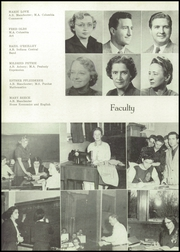 Page 16, 1953 Edition, Warsaw High School - Tiger Yearbook (Warsaw, IN) online yearbook collection