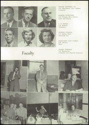 Page 17, 1953 Edition, Warsaw High School - Tiger Yearbook (Warsaw, IN) online yearbook collection