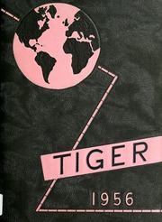 1956 Edition, Warsaw High School - Tiger Yearbook (Warsaw, IN)