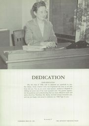 Page 10, 1958 Edition, Warsaw High School - Tiger Yearbook (Warsaw, IN) online yearbook collection