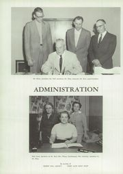 Page 14, 1958 Edition, Warsaw High School - Tiger Yearbook (Warsaw, IN) online yearbook collection