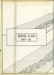 Page 2, 1958 Edition, Warsaw High School - Tiger Yearbook (Warsaw, IN) online yearbook collection