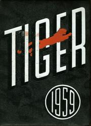 1959 Edition, Warsaw High School - Tiger Yearbook (Warsaw, IN)