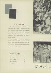 Page 8, 1957 Edition, Madison Heights High School - Treasure Chest Yearbook (Anderson, IN) online yearbook collection