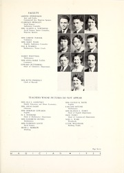 Page 11, 1935 Edition, Muncie Central High School - Magician Yearbook (Muncie, IN) online yearbook collection