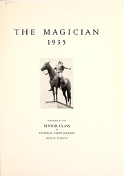 Page 5, 1935 Edition, Muncie Central High School - Magician Yearbook (Muncie, IN) online yearbook collection