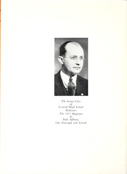 Page 6, 1935 Edition, Muncie Central High School - Magician Yearbook (Muncie, IN) online yearbook collection