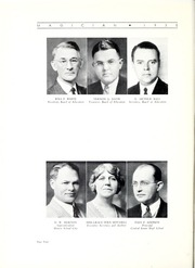 Page 8, 1935 Edition, Muncie Central High School - Magician Yearbook (Muncie, IN) online yearbook collection