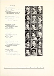 Page 9, 1935 Edition, Muncie Central High School - Magician Yearbook (Muncie, IN) online yearbook collection