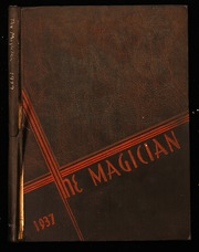 Muncie Central High School - Magician Yearbook (Muncie, IN) online yearbook collection, 1937 Edition, Page 1