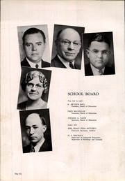 Page 12, 1937 Edition, Muncie Central High School - Magician Yearbook (Muncie, IN) online yearbook collection
