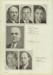 Page 12, 1938 Edition, Muncie Central High School - Magician Yearbook (Muncie, IN) online yearbook collection