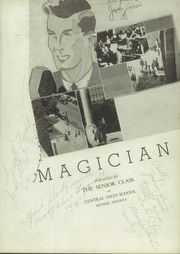 Page 7, 1938 Edition, Muncie Central High School - Magician Yearbook (Muncie, IN) online yearbook collection