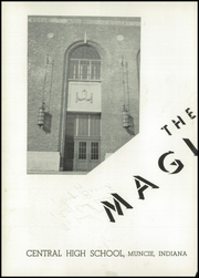 Page 6, 1939 Edition, Muncie Central High School - Magician Yearbook (Muncie, IN) online yearbook collection