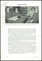 Page 10, 1944 Edition, Muncie Central High School - Magician Yearbook (Muncie, IN) online yearbook collection