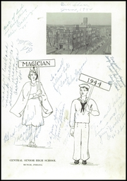 Page 5, 1944 Edition, Muncie Central High School - Magician Yearbook (Muncie, IN) online yearbook collection