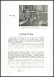 Page 9, 1944 Edition, Muncie Central High School - Magician Yearbook (Muncie, IN) online yearbook collection