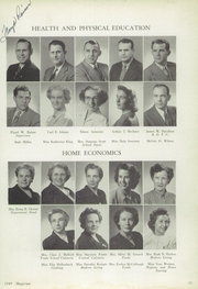 Page 15, 1949 Edition, Muncie Central High School - Magician Yearbook (Muncie, IN) online yearbook collection