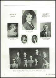 Page 12, 1950 Edition, Muncie Central High School - Magician Yearbook (Muncie, IN) online yearbook collection