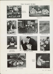 Page 16, 1951 Edition, Muncie Central High School - Magician Yearbook (Muncie, IN) online yearbook collection