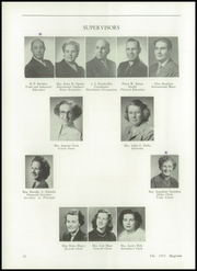 Page 16, 1952 Edition, Muncie Central High School - Magician Yearbook (Muncie, IN) online yearbook collection