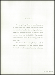 Page 10, 1953 Edition, Muncie Central High School - Magician Yearbook (Muncie, IN) online yearbook collection