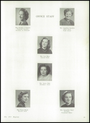 Page 17, 1953 Edition, Muncie Central High School - Magician Yearbook (Muncie, IN) online yearbook collection
