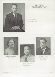 Page 15, 1954 Edition, Muncie Central High School - Magician Yearbook (Muncie, IN) online yearbook collection