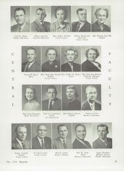 Page 17, 1954 Edition, Muncie Central High School - Magician Yearbook (Muncie, IN) online yearbook collection