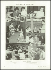 Page 54, 1955 Edition, Muncie Central High School - Magician Yearbook (Muncie, IN) online yearbook collection