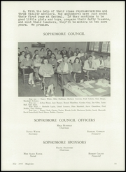 Page 55, 1955 Edition, Muncie Central High School - Magician Yearbook (Muncie, IN) online yearbook collection