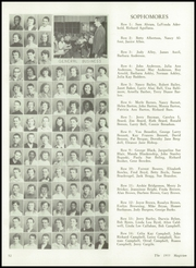 Page 56, 1955 Edition, Muncie Central High School - Magician Yearbook (Muncie, IN) online yearbook collection