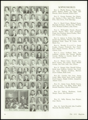 Page 58, 1955 Edition, Muncie Central High School - Magician Yearbook (Muncie, IN) online yearbook collection