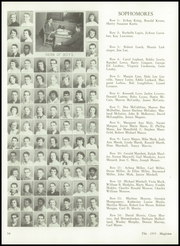 Page 60, 1955 Edition, Muncie Central High School - Magician Yearbook (Muncie, IN) online yearbook collection