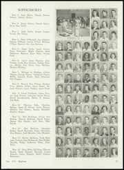 Page 61, 1955 Edition, Muncie Central High School - Magician Yearbook (Muncie, IN) online yearbook collection