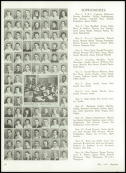 Page 62, 1955 Edition, Muncie Central High School - Magician Yearbook (Muncie, IN) online yearbook collection